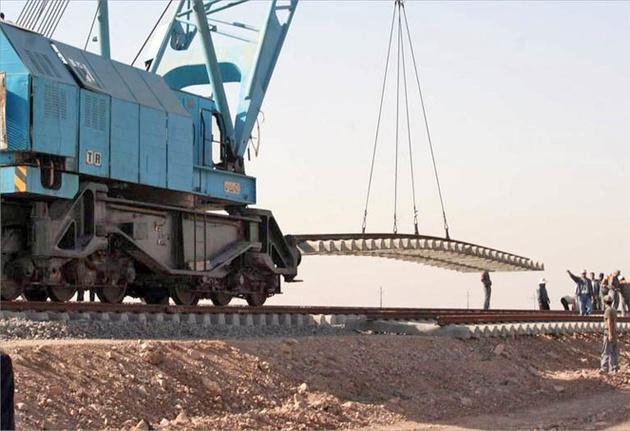 راهآهن خواف-هرات امسال به بهرهبرداری میرسد
