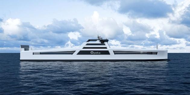Hydrogen ship project wins Enova funding
