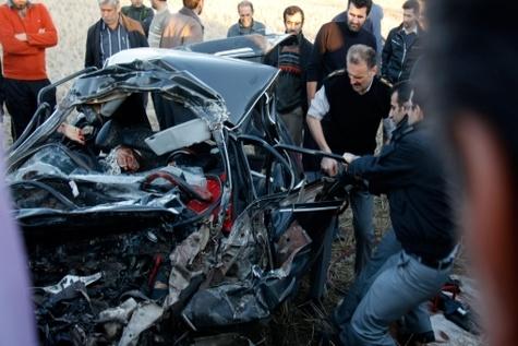 مرگ ۹۳۶ شهروند در تصادفات رانندگی تهران