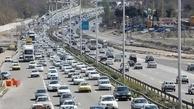 افزایش ۱۴.۷ درصدی تردد در جادههای کشور