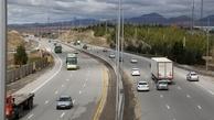 تردد در جادههای زنجان ۱۱ درصد رشد دارد