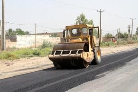 افتتاح شش پروژه راه روستایی بوشهر در دهه فجر