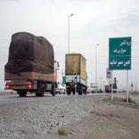 ورود کامیون و کامیونت به جاده هراز وچالوس ممنوع
