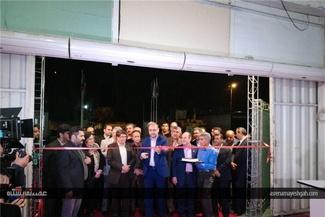 گزارش تصویری/ افتتاحیه و بازدید مسئولان از نمایشگاه لجستیک و حمل ونقل بندرعباس