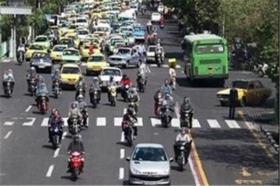 مردودی 20 خودرو و موتورسیکلت در اخذ مجوز شمارهگذاری