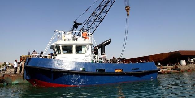 پیگیری توقیف غیرقانونی دو فروند شناور خدماتی ایران در بندر کویت