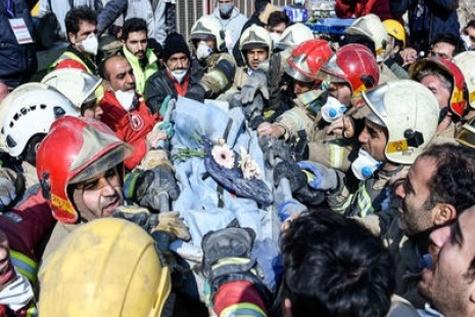 رقم دیه و خسارت آتشنشانان پلاسکو اعلام شد