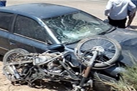 ◄ سهم ۱۰ درصدی راه روستایی از کل تلفات جاده ای کشور
