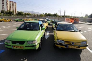 پای درد دل رانندگان تاکسی پس از سهمیه بنزین