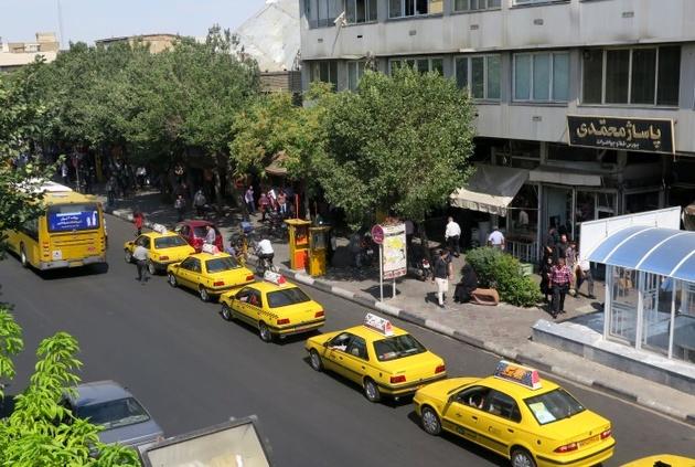 افزایش 20درصدی کرایه تاکسیهای تبریز
