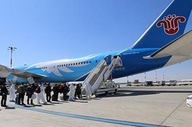 گسترش همکاریهای ایران و چین در حوزه حمل و نقل هوایی