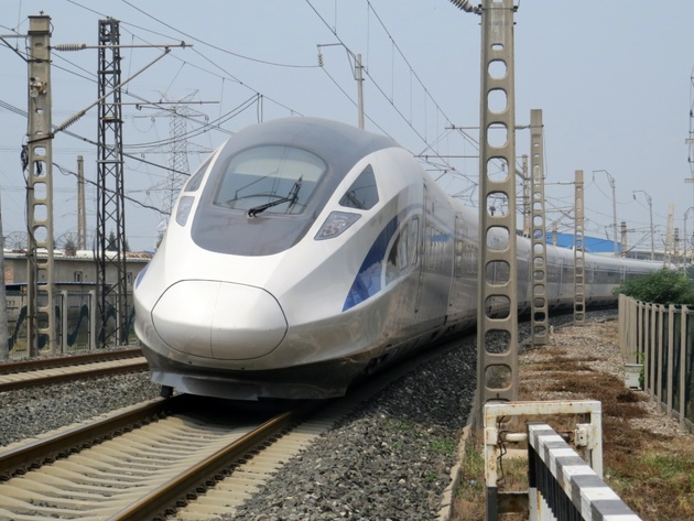 High speed trainsets to be delivered within three months