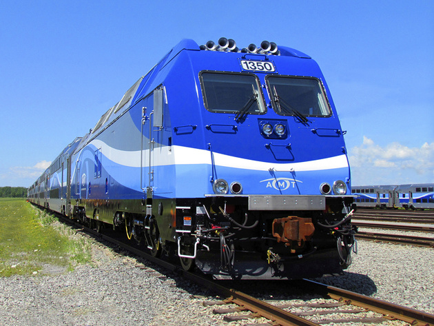 CRRC to supply commuter coaches to Montréal
