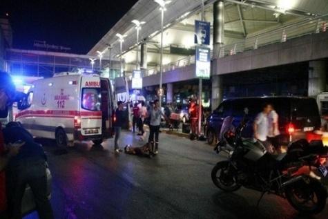 واکنش های بین المللی به انفجارهای تروریستی استانبول