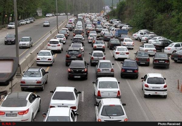 اعلام آخرین وضعیت جوی و ترافیکی محورهای مواصلاتی کشور