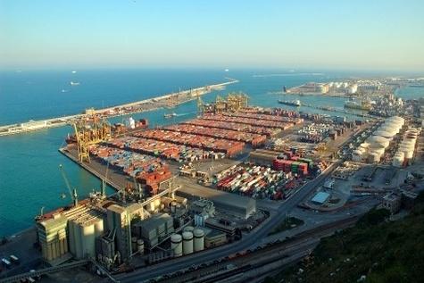 Vehicle traffic through Port de Barcelona grew by ۱۹%