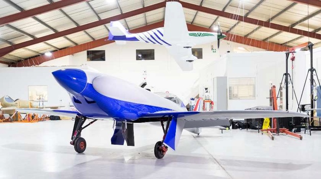 Rolls-Royce Unveils All-Electric Plane Targeting the Record Books
