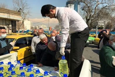 سامانه ۱۳۳ تاکسیرانی آماده همکاری برای تهیه مایحتاج ضروری مردم