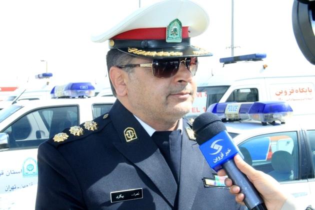 ۲ فقره تصادف رانندگی در جادههای زنجان ۳ کشته برجا گذاشت