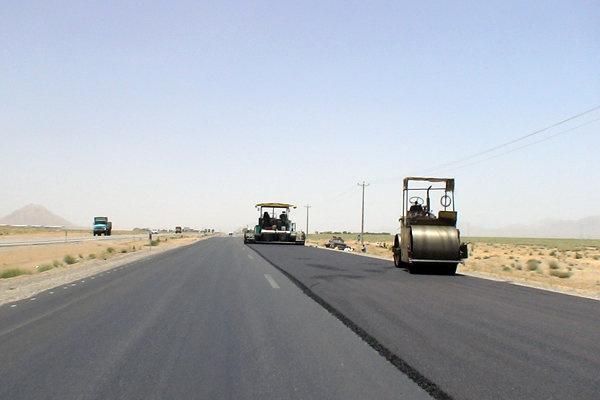 جاده ترانزیتی بیله سوار- گوگتپه در آستانه چهار خطه شدن