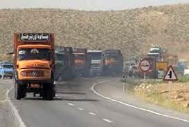 آذربایجان شرقی با ناوگان حمل ونقل باری،فرسوده و قدیمی