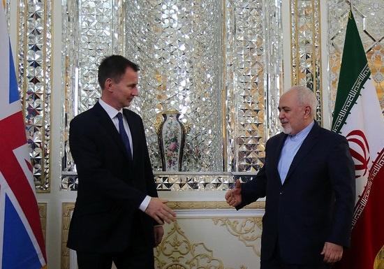 وزیرخارجه انگلستان : نفتکش ایرانی به یک شرط آزاد میشود