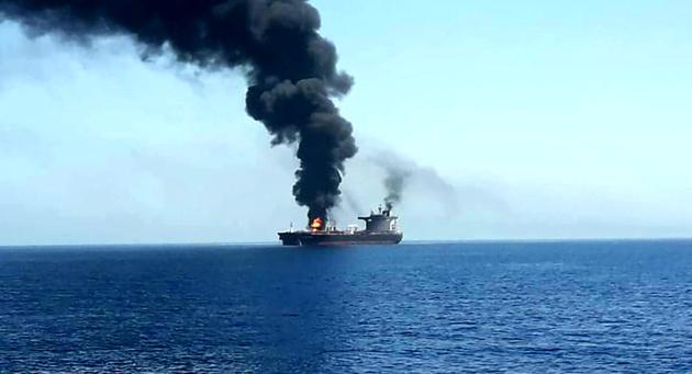 افشای نقش امارات در حملات به دو نفتکش در دریای عمان