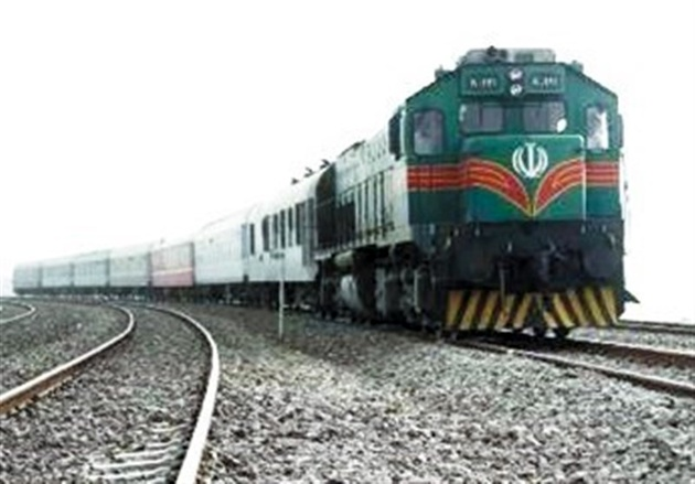 راه آهن میانه - بستان آباد ظرفیت جابجایی ۷ میلیون بار را دارد