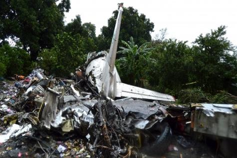 سقوط هواپیمای روسی در سودان جنوبی