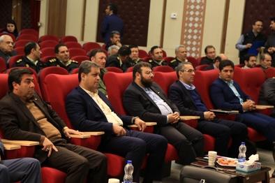 نخستین نشست  عملیات ریز پرنده ها در مشهد