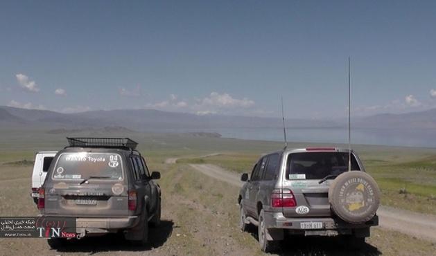اولین تور رالی ترانس جاده ابریشم به ایران رسید