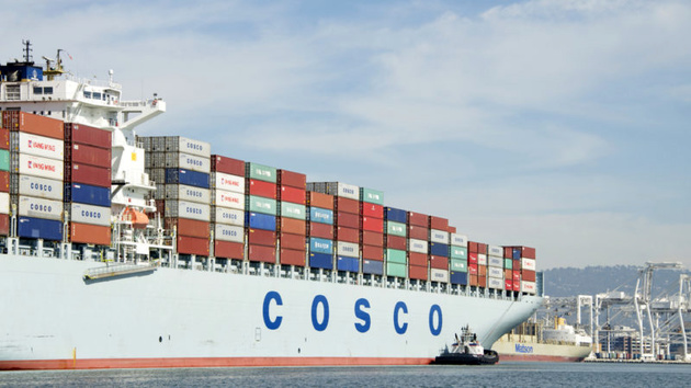 COSCO Hit By Apparent Cyber Attack, Causing 'Network Breakdown' in Americas