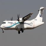از سرگیری هواپیمای ATR  شرکت هواپیمایی آسمان
