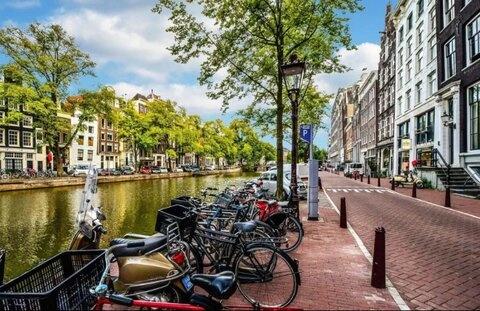 دانمارک جادهها را به نفع دوچرخه تغییر میدهد
