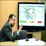 کنترل بار غیرمجاز در محورهای شریانی با ۱۰۰ سامانه WIM
