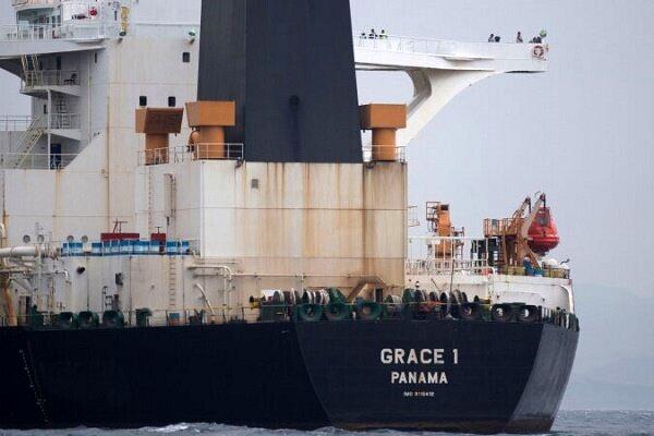 کارشکنی جدید آمریکا برای آزادی نفتکش «گریس ۱»
