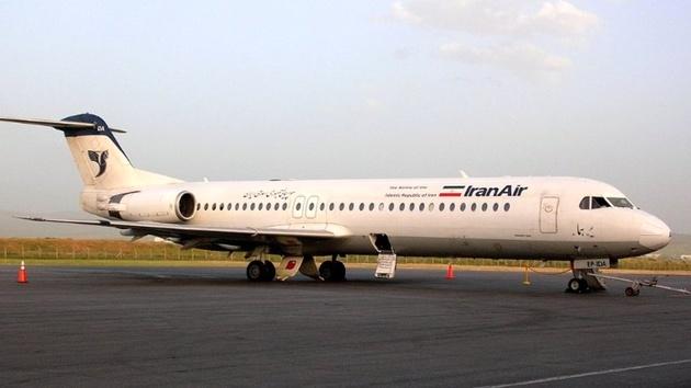 پرواز هواپیمایی ایران ایر به بجنورد انجام نشد