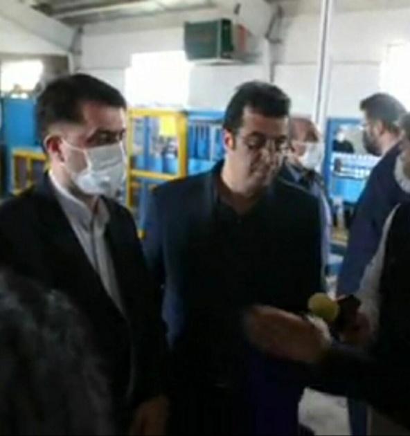 رفع مشکلات سه واحد تولیدی در بازدید دادستانی تاکستان