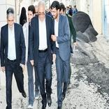 عملیات روکش آسفالت معابر شهری حصه استان اصفهان