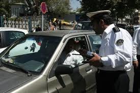 4 میلیارد تومان جریمه خودرو به دلیل سفر غیرضروری