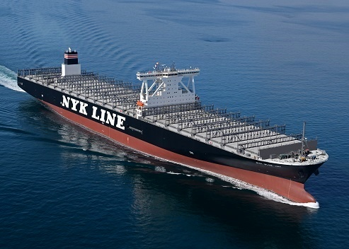 NYK Blue Jay Named 2016 Ship of the Year