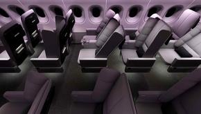 انقلاب بزرگ در اندازه و راحتی صندلیهای کلاس «اکونومی» هواپیما