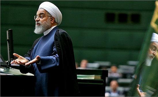 توصیه رهبر انقلاب به روحانی درباره جلسه مجلس چه بود؟