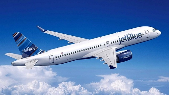 JetBlue orders 60 A220-300s to replace E190s