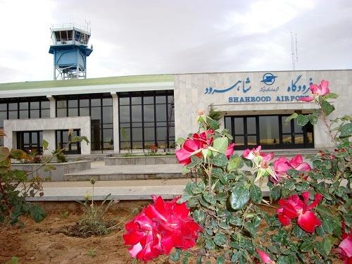 پروژه تکمیل و تجهیز فرودگاه شاهرود با حضور رئیس جمهوری