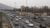 افزایش ۲۲.۸ درصدی تردد وسایل نقلیه در جادهها