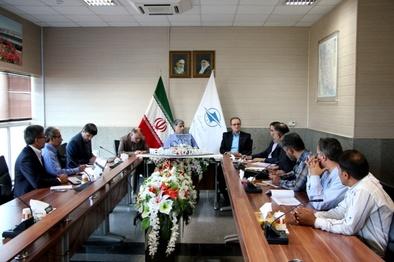 تاکید بر اتمام سریع عملیات بتنریزی اپرون فرودگاه تبریز