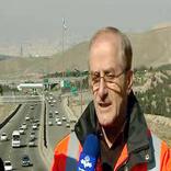 تشریح اقدامات ارتقای ایمنی سفرهای جادهای در ایام طرح نوروزی