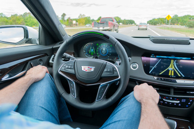 Cadillac's Super Cruise provides a glimpse into the self-driving future today