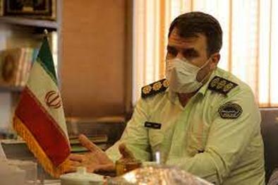 دستگیری سارقان به عنف طلاجات کودکان در کاشان